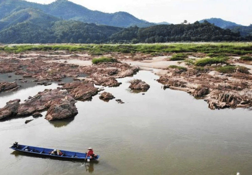 Mekong at risk of extreme weather