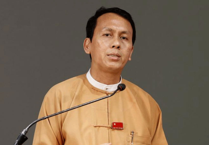 Emergency meeting of Yangon Region Parliament to be held on June 18 Yangon regional chief minister Phyo Min Thein.