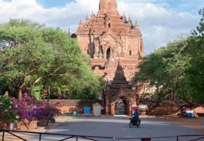 UNESCO informs Myanmar of ongoing construction tasks in Bagan