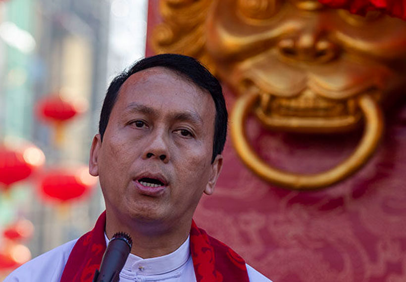 Myanmar Opposition's Bid to Impeach Yangon Chief Minister Fails