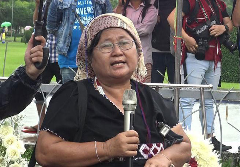 Naw Ohn Hla will run for Yangon Karen ethnic affairs minister post