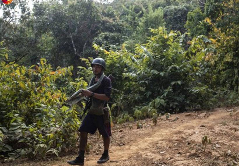 Local Officials Resign En Masse in Myanmar's Conflict-Torn Rakhine State