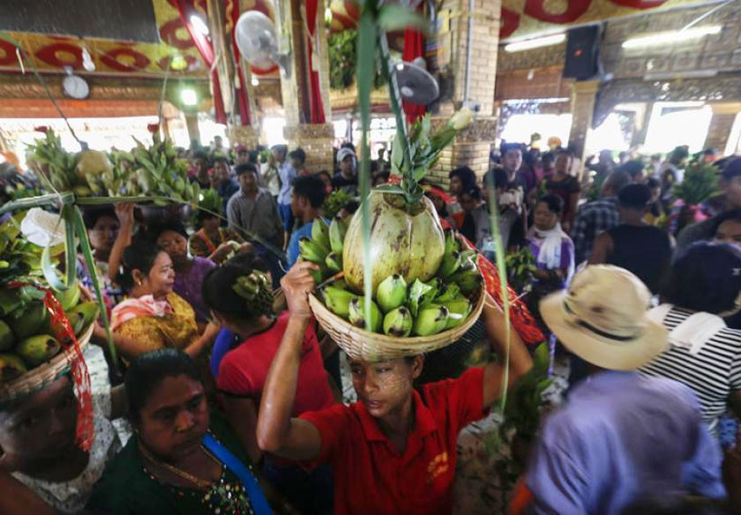 Mandalay cancels annual Taungbyone festival in August